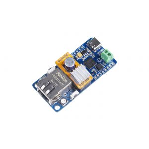 CAN FD to Arduino W5500 Ethernet Board with PoE