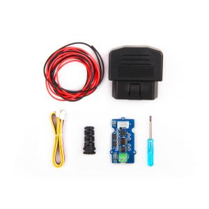 OBD-II Serial CAN Bus Dev Kit