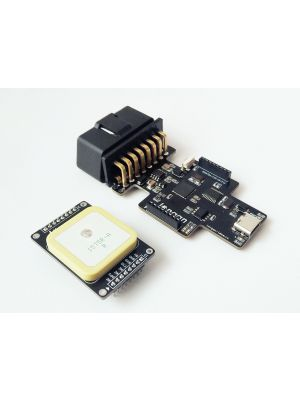 OBD-II CAN Bus GPS Development Kit