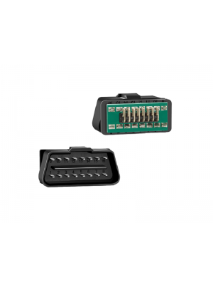 OBD-II Male Socket to 2.54 Header
