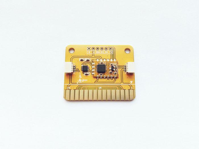 9-Dof Sensor Card