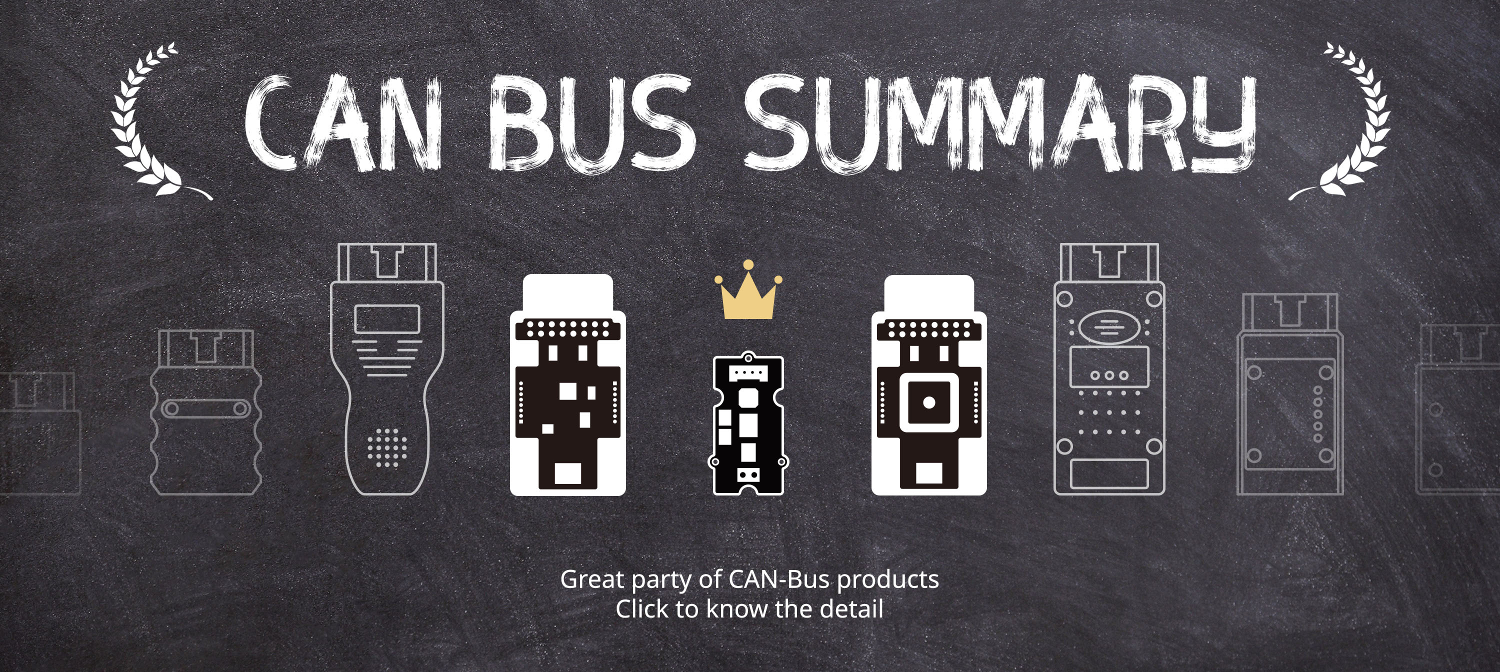 CAN Bus Arduino Boards