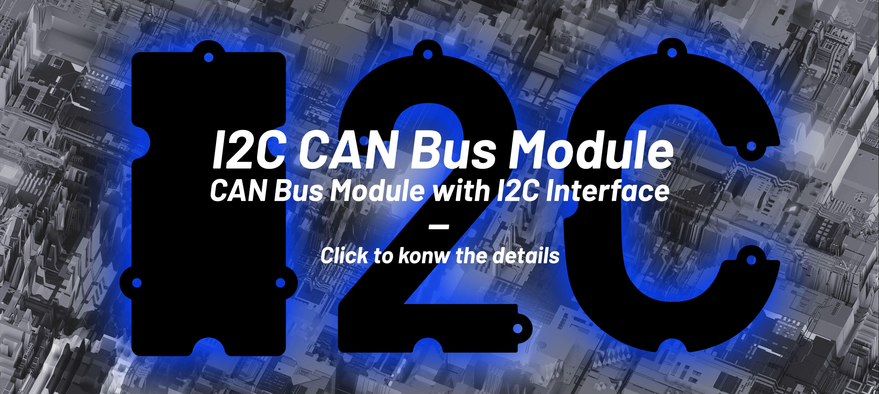 I2C CAN Bus