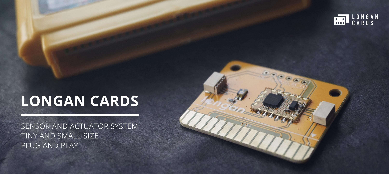 Longan Cards Module System